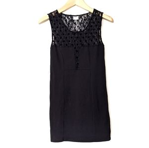 Intimately Free People Lace Panel Bodycon Dress